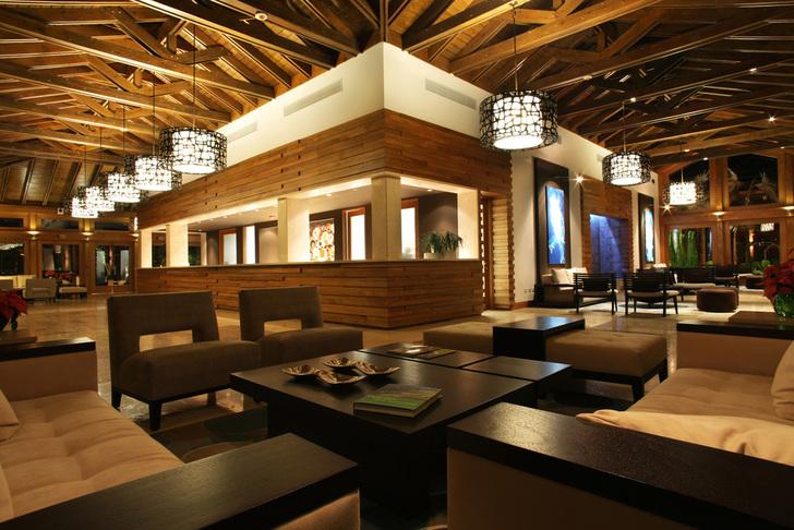 Reception - Hotel Casa de Campo